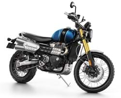 Triumph Bonneville Scrambler 1200 XE (2019 On)