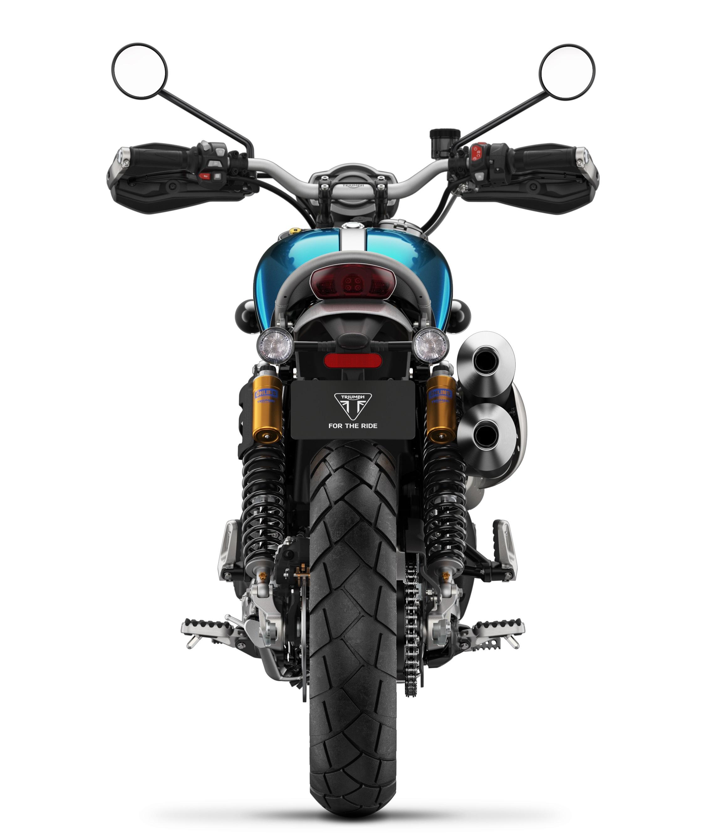 For Sale Triumph Scrambler 1200 Xe The Bike Market