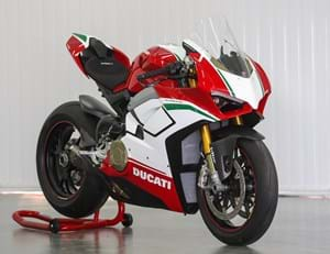 Ducati Superbike Panigale V4 Speciale (2018 On)