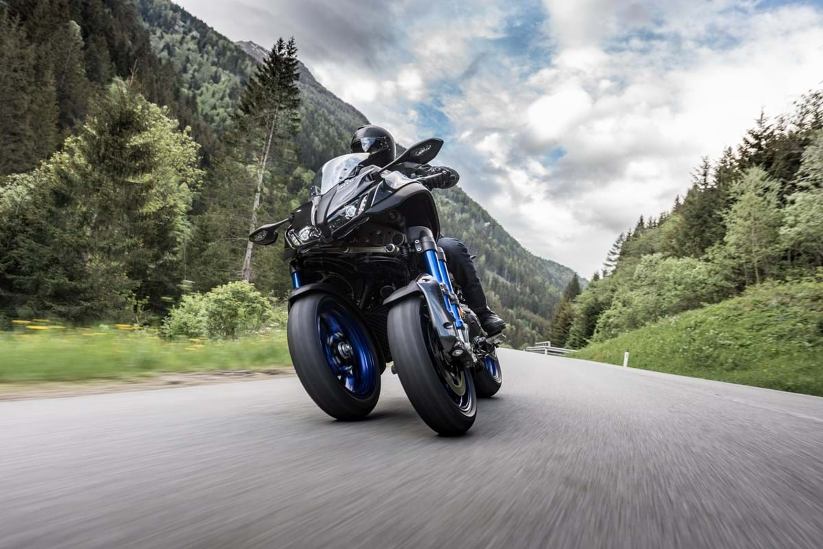 Review: Yamaha NIKEN • The Bike Market