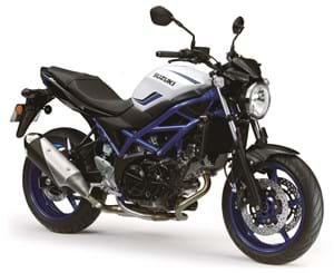 Suzuki SV650 (2016 On)