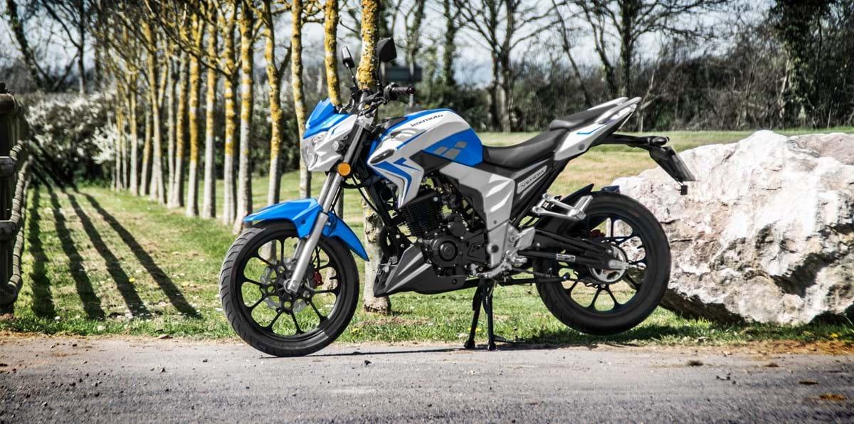 Review: Lexmoto Venom • The Bike Market