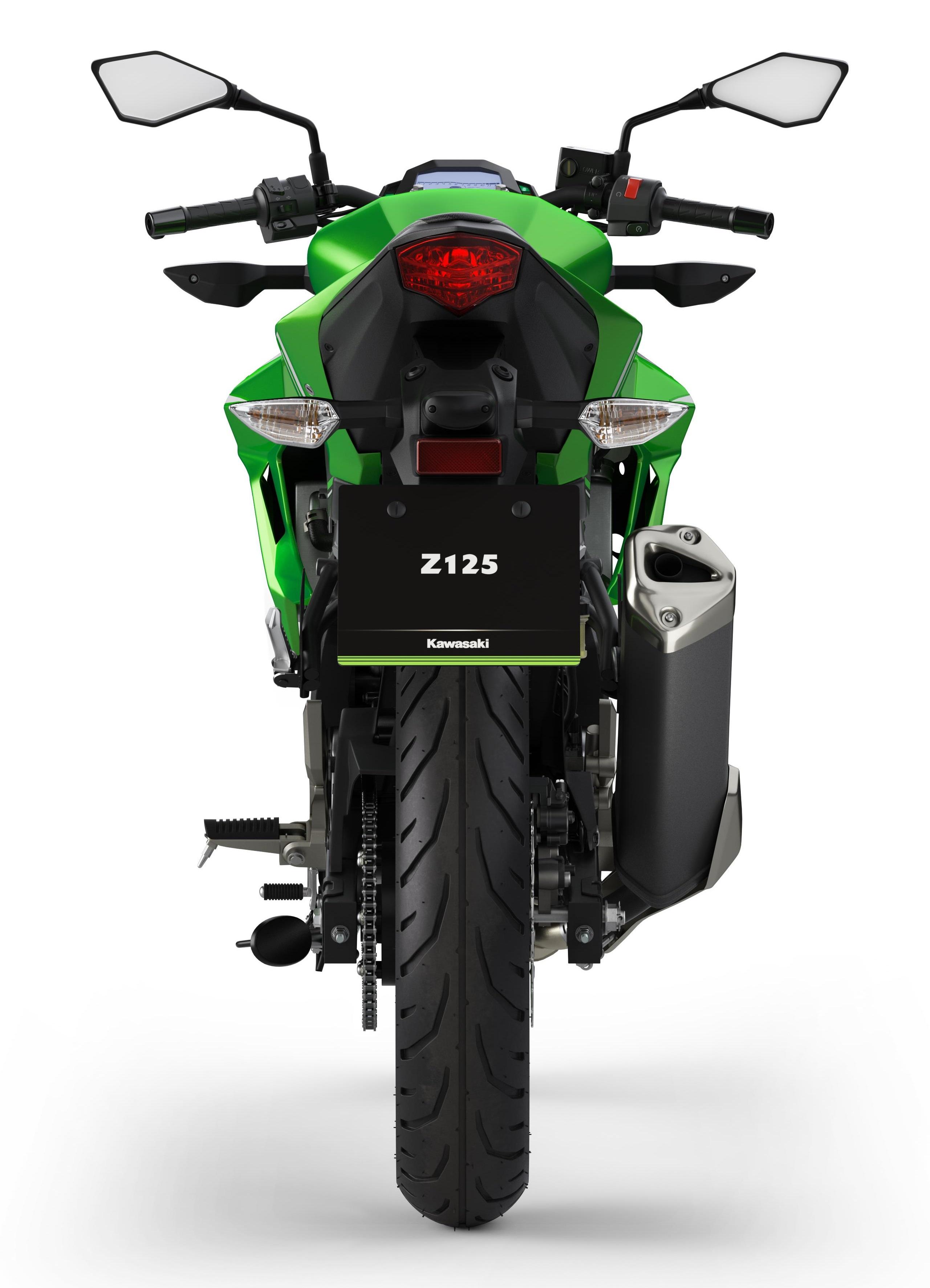 For Sale Kawasaki Z125 The Bike Market