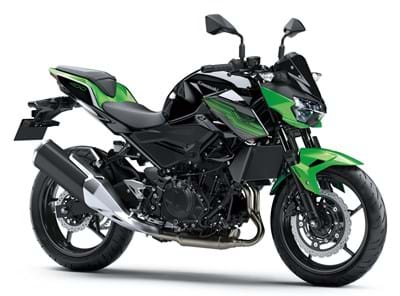 Kawasaki Z400 (2019 On)