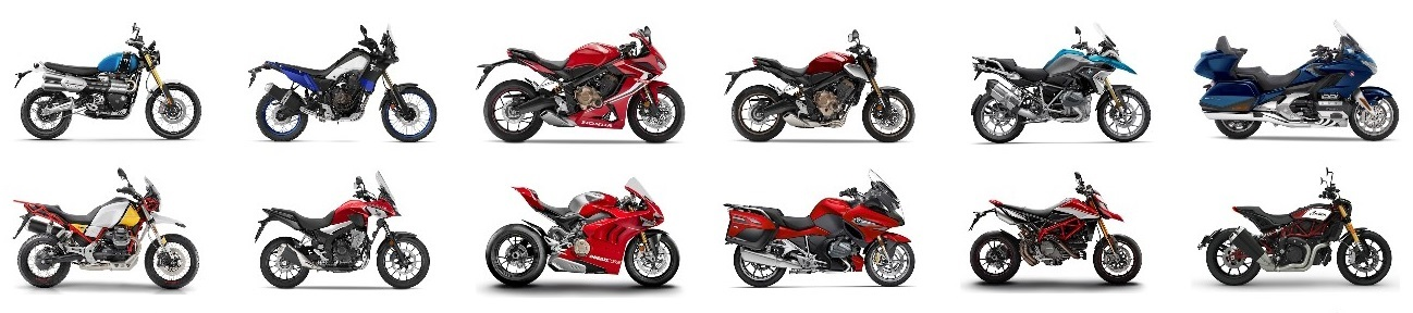 Top 500 Bikes For Sale