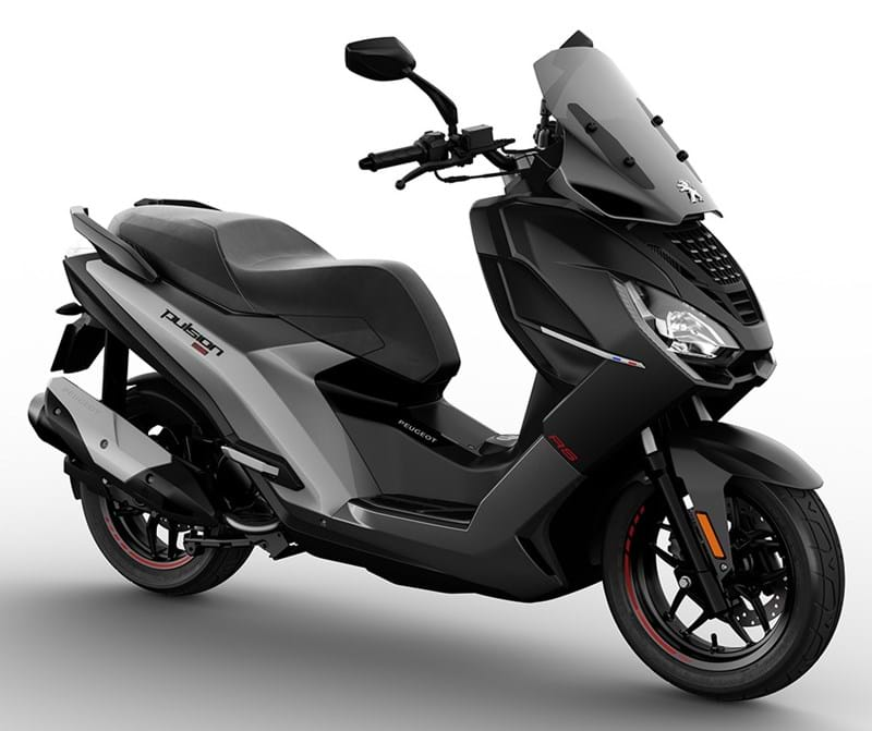 Top 10: Maxi Scooters • The Bike Market