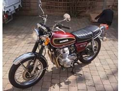 CB550 1974-1978 Motorbikes For Sale