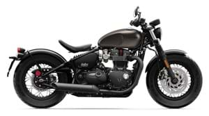 Triumph Bonneville Bobber Black (2018 On)