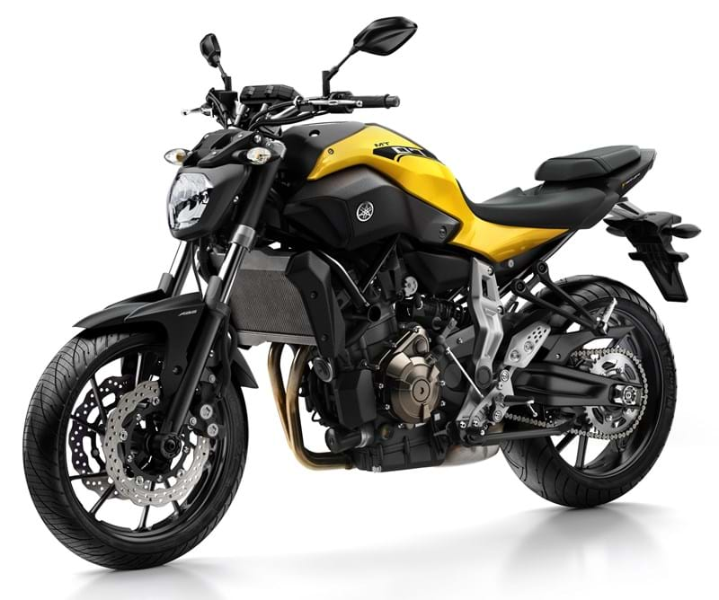 For Sale Yamaha Mt 07 2014 2017 The Bike Market