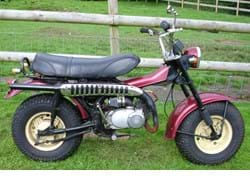 RV125 1972-1982 Motorbikes For Sale