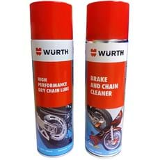 Wurth Chain Cleaner & Lube