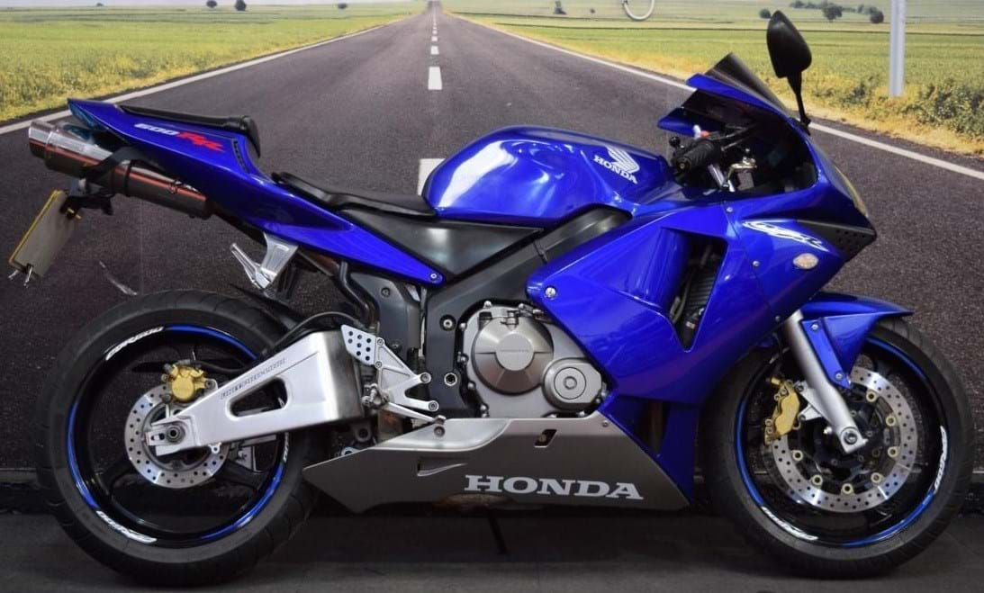 For Sale: Honda CBR600RR • The Bike Market