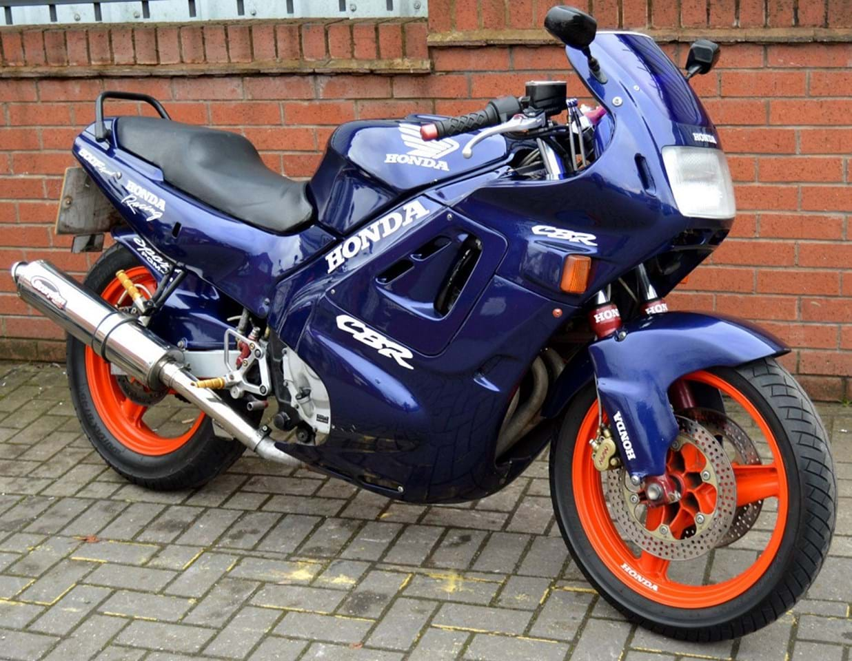 Honda Cbr600f 1987 1990 F1 Jelly Mould For Sale