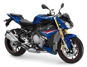 BMW Roadster S1000R (2013 On)