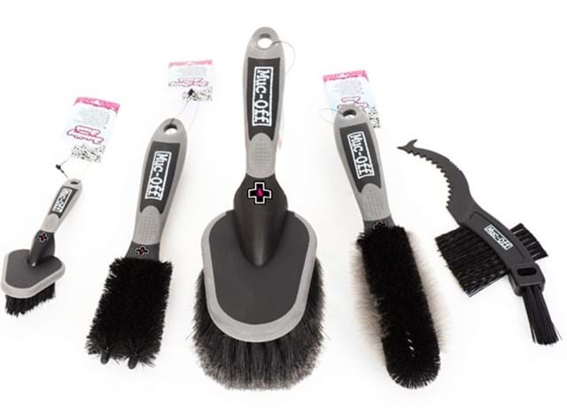 Muc-Off Brush Set