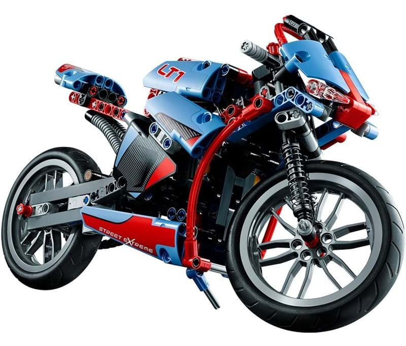Lego Naked / Sports Bike