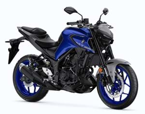 Yamaha MT-03 (2020 On)