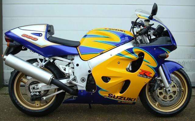 For Sale Suzuki Gsx R600 The Bike Market