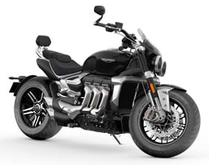 Triumph Rocket III GT (2020 On)