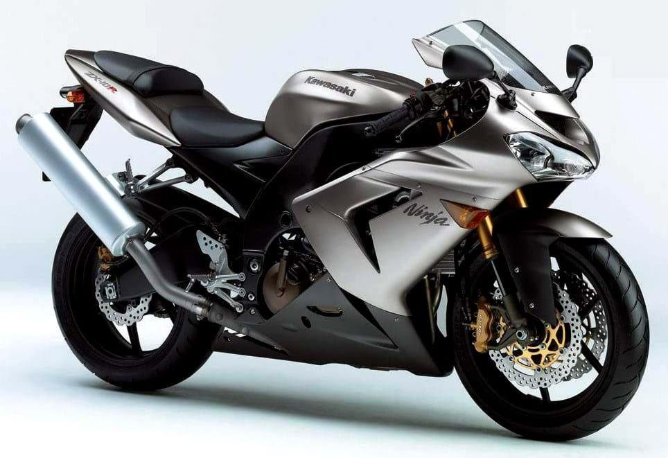 For Sale: Kawasaki Ninja ZX-10R • The Bike Market