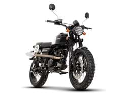 Scrambler Motorbikes For Sale