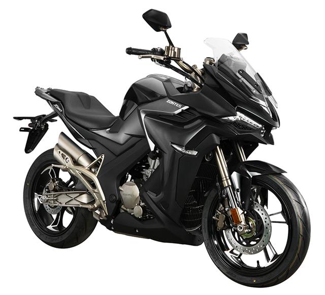 Cape Town Motorcycles   Zontes ZT 310-R   Zontes ZT 310-R