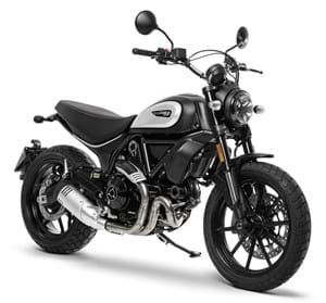 Ducati Scrambler Icon Dark (2020 On)