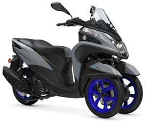 Yamaha Tricity MW125 (2017 On)