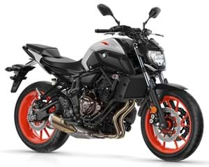 Yamaha MT-07 (2018 On)