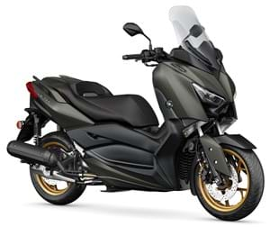 Yamaha X-MAX 125 (2018 On)