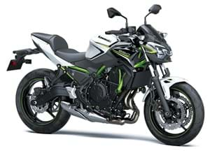 Kawasaki Z650 (2020 On)