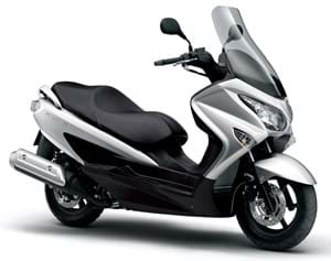 Suzuki Burgman UH125 (2014 On)