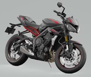 Triumph Street Triple R 765 (2020 On)