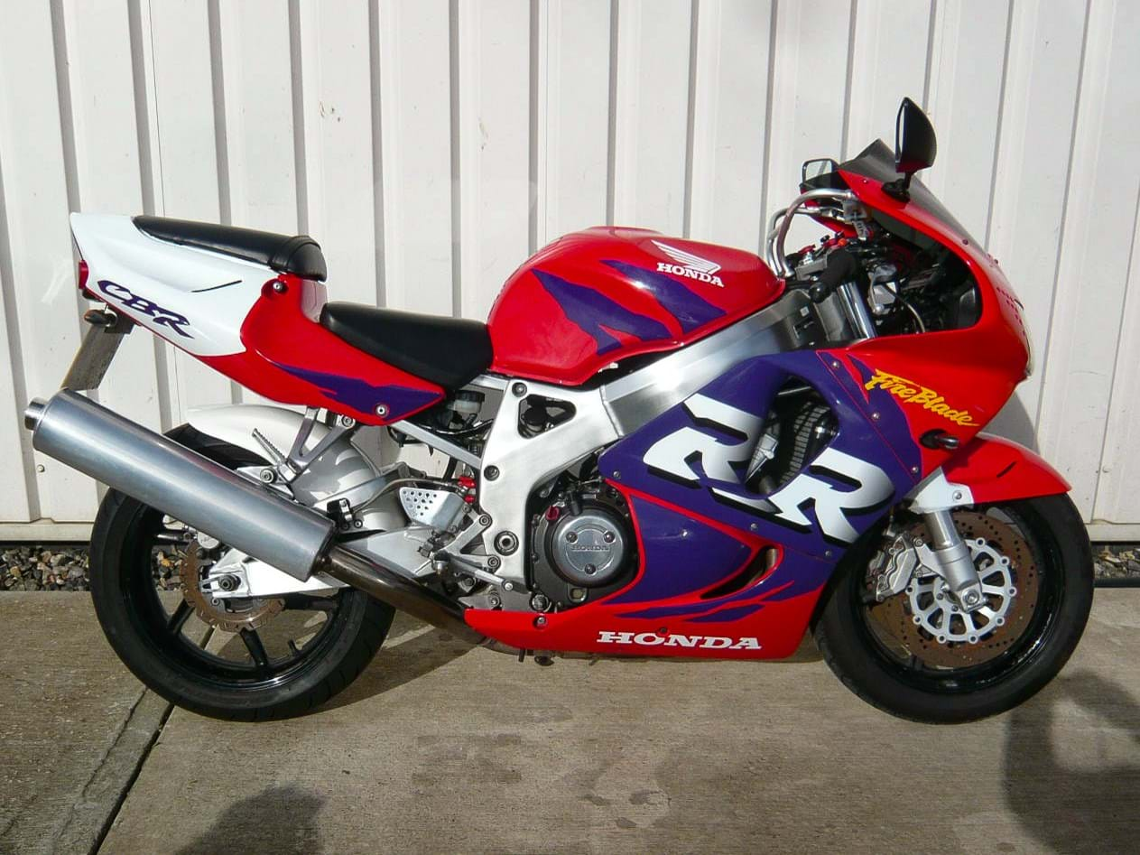 For Sale Honda Cbr900rr 918 Fireblade The Bike Market