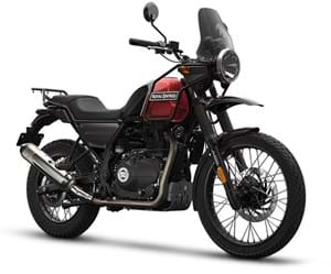Royal Enfield Himalayan (2017 On)