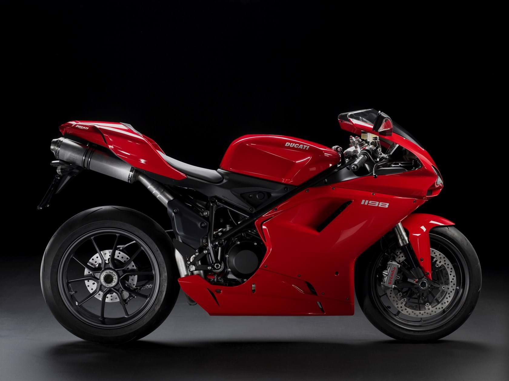 Ducati 1198 • For Sale • Price Guide • The Bike Market