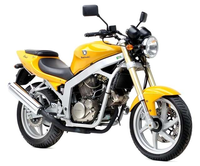 Hyosung GT 125 Comet 2003 Specs and Photos