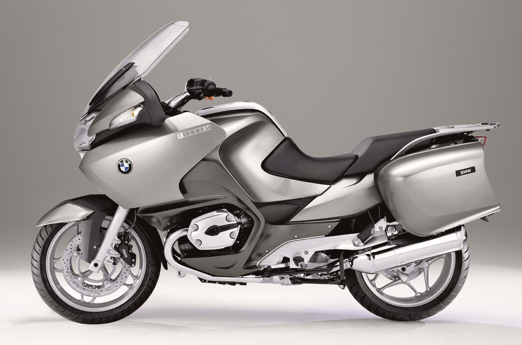 BMW R1200RT Review