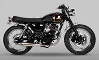 Imperial Tracker 125 For Sale