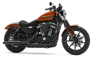 Harley Davidson Sportster XL883N Iron (2012 On)