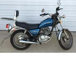 GN Motorbikes For Sale