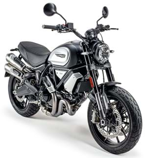 Ducati Scrambler 1100 Dark PRO (2020 On)