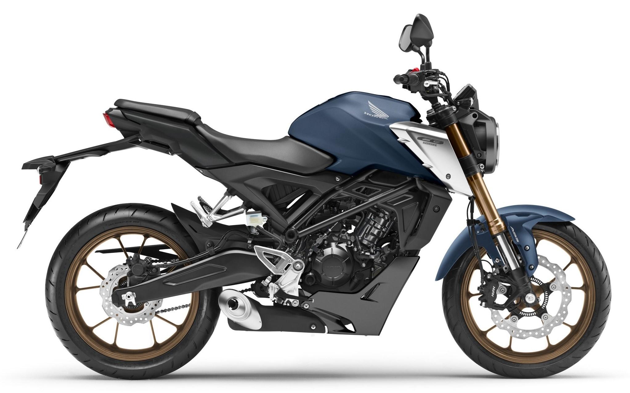 Kekurangan Honda Cb 125 R 2019 Top Model Tahun Ini