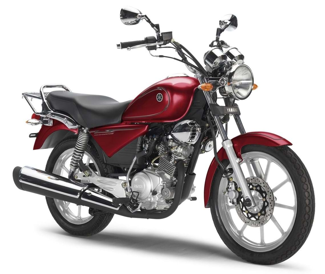 Yamaha ybr125 custom 2008 2016 for sale price guide for Friendly honda yamaha