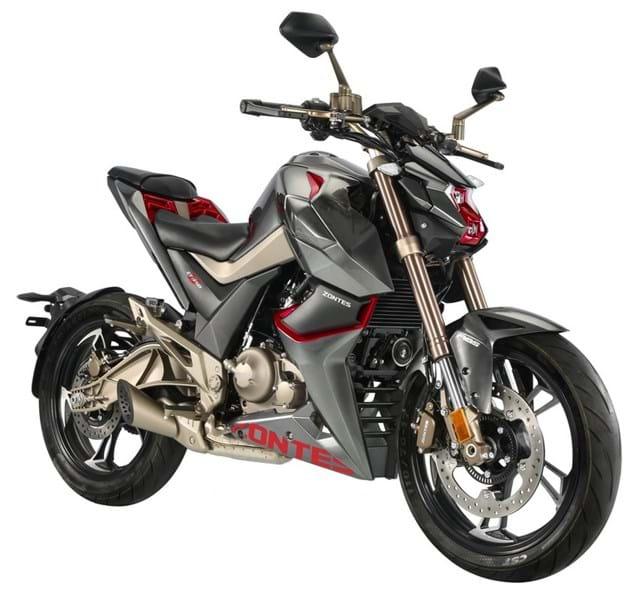 Zontes ZT125-U - Clements Moto Limited