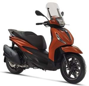 Piaggio Beverly 400 (2021 On)