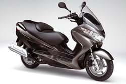 Suzuki Burgman UH200 (2008 On)