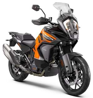KTM 1290 Super Adventure S (2021 On)