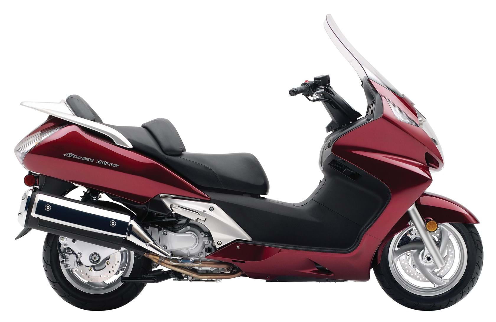 Maxi Scooter; Parallel Twin ...