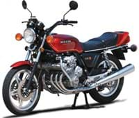 CBX Motorbikes For Sale